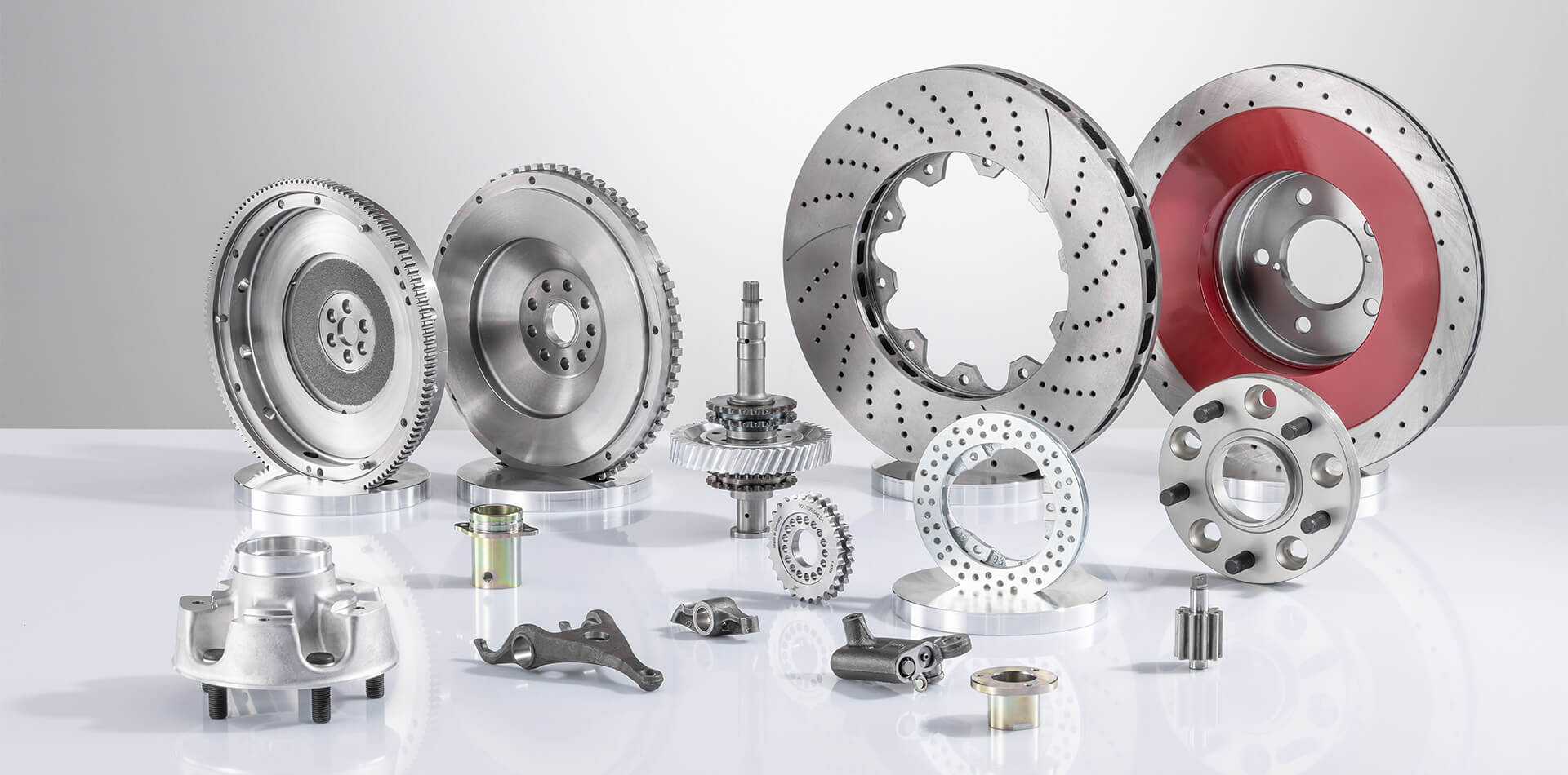 Manufacturer of original spare parts for almost all models of the Porsche brand